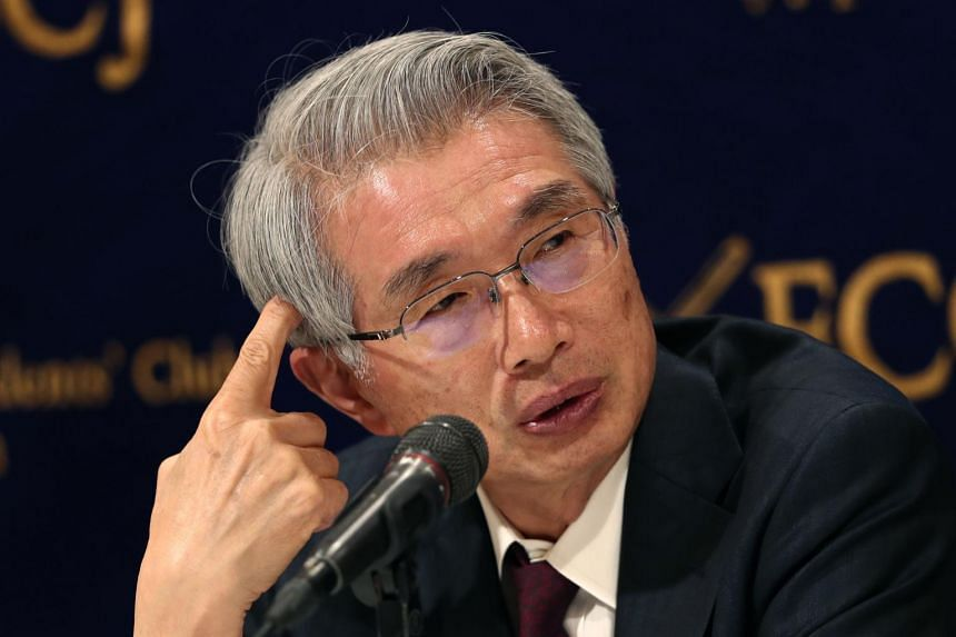 Carlos Ghosn shook up his defence team last month and his new lead lawyer Junichiro Hironaka (above) quickly filed for bail again, despite the unsuccessful past attempts.