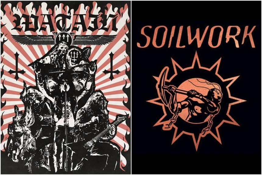 """IMDA has given the Watain concert an R18 rating and the Soilwork show a """"16 and above"""" advisory."""