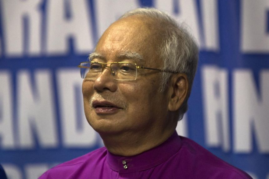 Dr Mahathir Mohamad pointed out that the reputation of Umno and former prime minister Najib Razak had been tainted globally, and that many of its leaders had left the party.