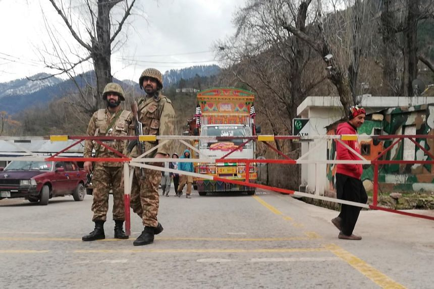 Pakistan is facing pressure from global powers to act against groups carrying out attacks in India.