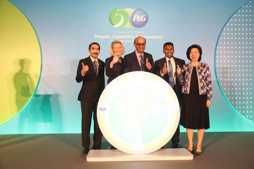 P&G to invest $12 million to grow new Singapore businesses