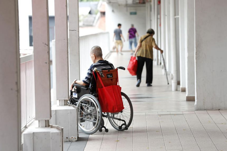 National Development Minister Lawrence Wong said more seniors are looking for alternative residential options like assisted living.