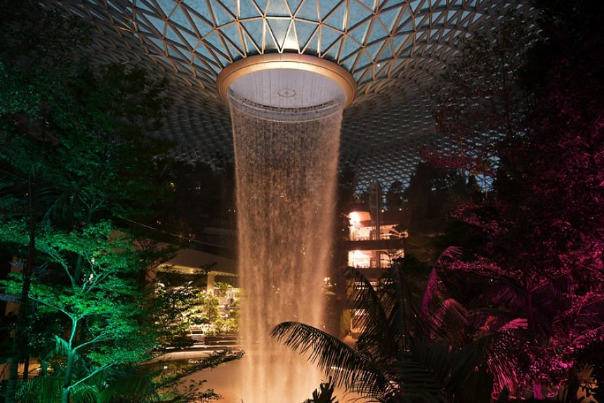 A public preview will be held before the opening of Jewel Changi Airport for Singapore residents eager to be among the first to see the 10-storey development.