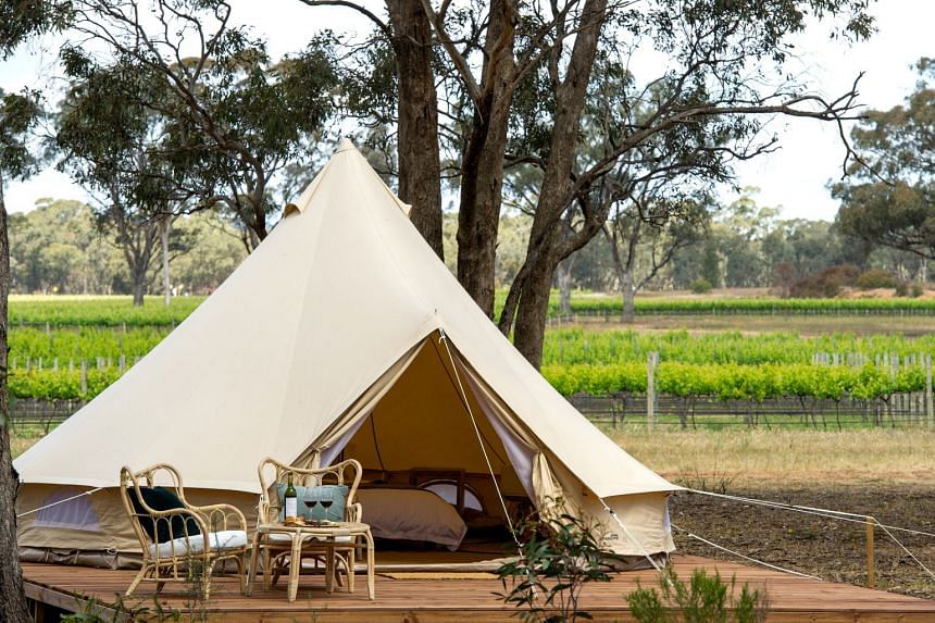 Stay at this well-known winery located only two hours away from Melbourne. PHOTO: VISIT VICTORIA