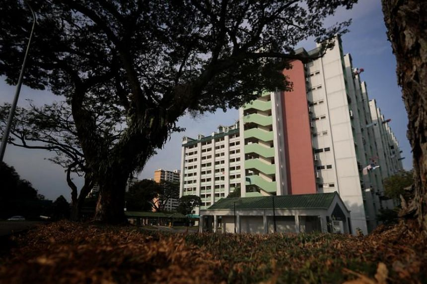 National Development Minister Lawrence Wong had said in August 2018 that his ministry was looking into how to let buyers of shorter-lease flats dip deeper into CPF funds for their purchase, without compromising their retirement savings.