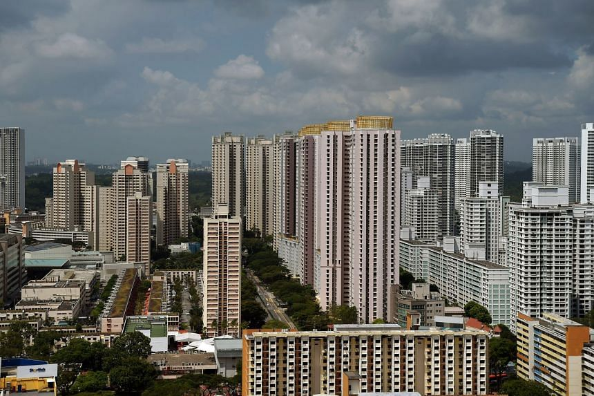 In total, 1,313 HDB resale flats were sold in February, about 15.8 per cent less than January, according to flash estimates from SRX on March 7, 2019.