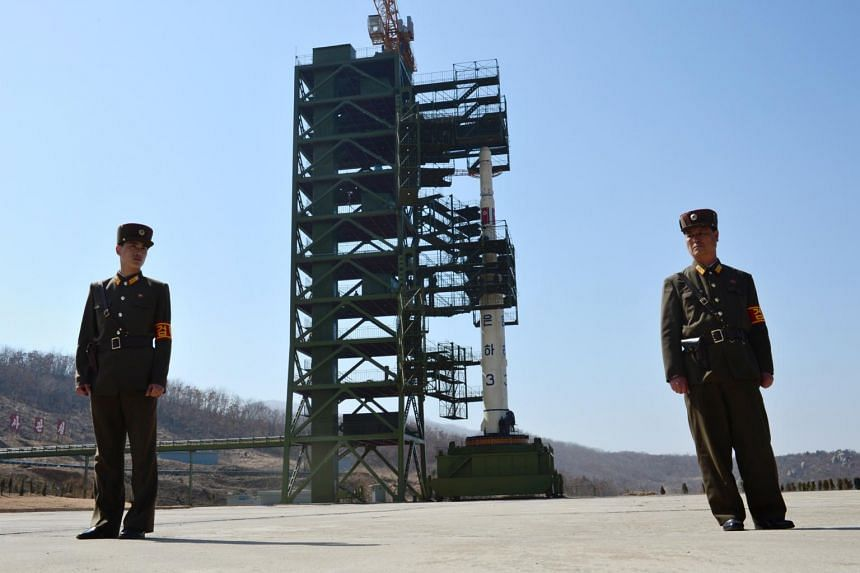 But experts urge calm, emphasising that no ballistic missile has been fired from the Tongchang-ri site.