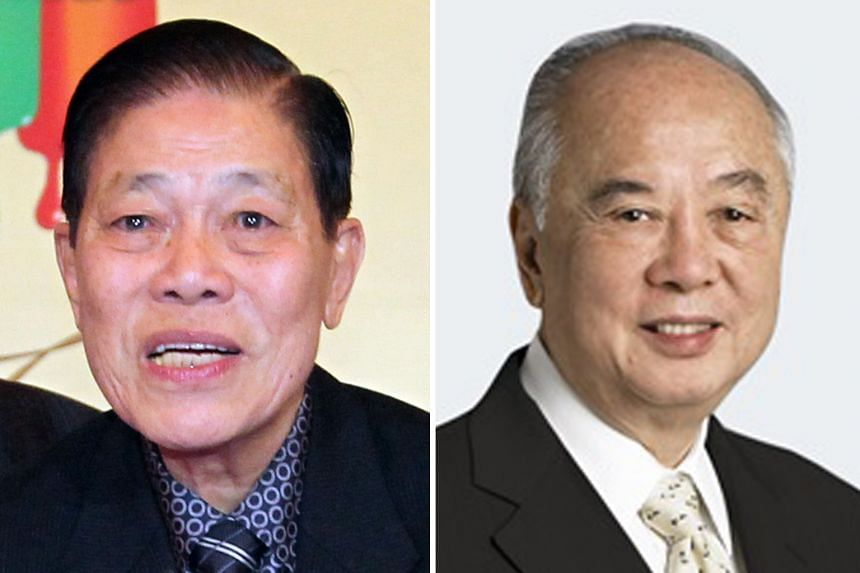Making Forbes&#039 latest list of the world's richest are Singapore real estate billionaires Robert Ng and Philip Ng of Far East Organization paint tycoon Goh Cheng Liang United Overseas Bank chairman emeritus Wee Cho Yaw and Valencia