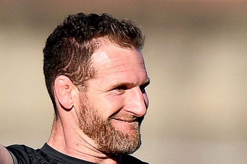 All Blacks captain Kieran Read will play for Japanese club Toyota Verblitz after the World Cup ends in November. The Kiwis are going for their third straight title.