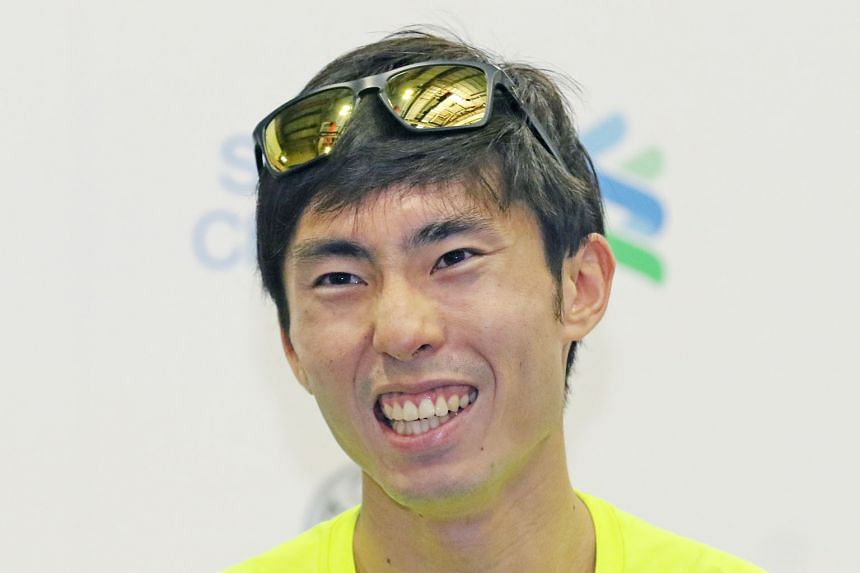 Singapore's Soh Rui Yong is raring to go at next Sunday's Seoul Marathon, having missed the Tokyo race last Sunday. His big goal this year and next is to qualify for the Tokyo Olympics.