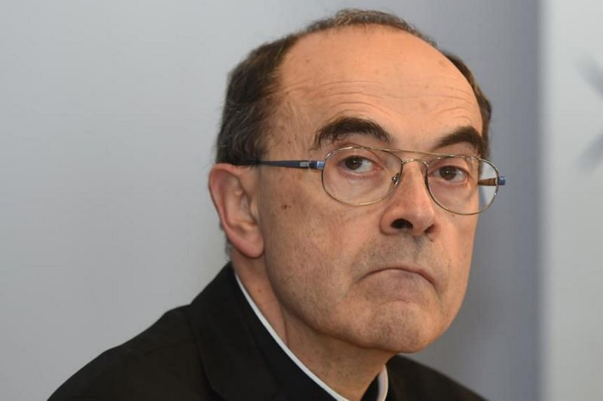 Cardinal Philippe Barbarin was found guilty of failing to report the abuse of a minor between 2014 and 2015.