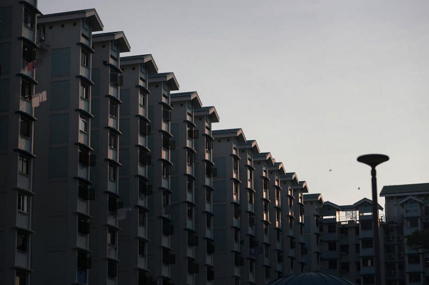 The Home Improvement Programme flats will come from among the 230,000 homes built between 1987 and 1997.