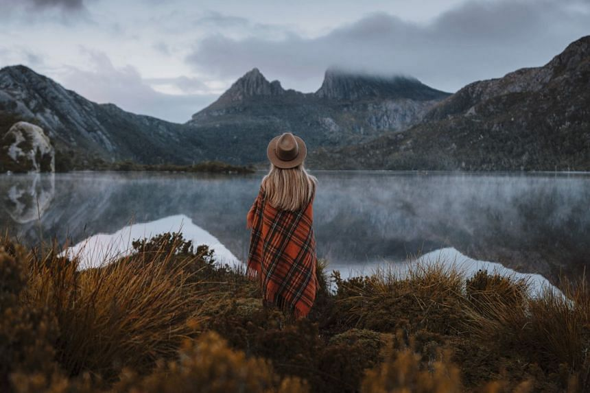 Located at Lake St Clair National Park, Cradle Mountain is one of Tasmania's most visited attractions. PHOTO: TOURISM TASMANIA