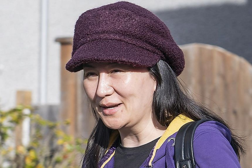 Huawei executive Meng Wanzhou, who is facing potential extradition to the US on fraud charges, claims her case is politically motivated.