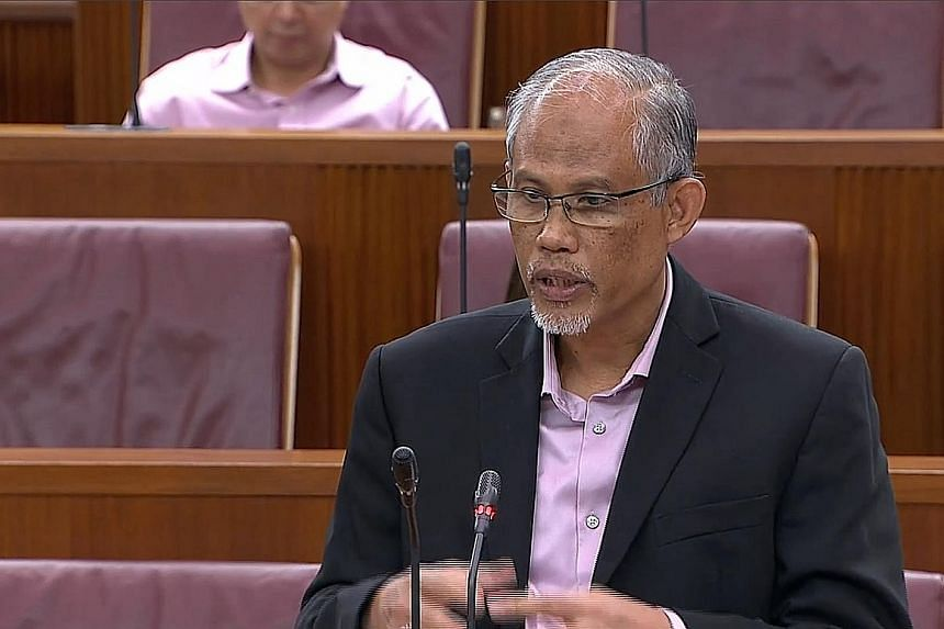 ENVIRONMENT AND WATER RESOURCES MINISTER MASAGOS ZULKIFLI