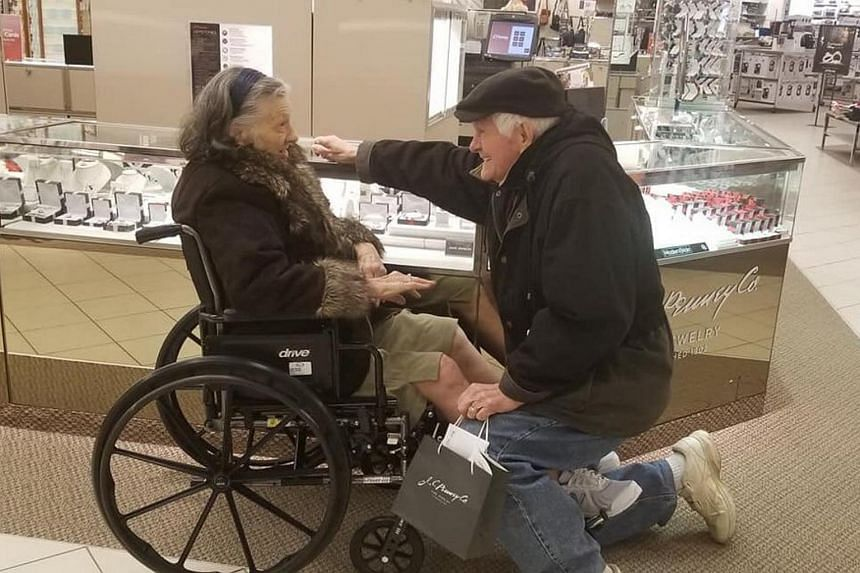 High school sweethearts Karl and Donna married in 1956 and have faced a lot in their decades of being together, but 2018 seemed to have been the hardest for them because of Donna's open heart surgery, seizure and stroke.