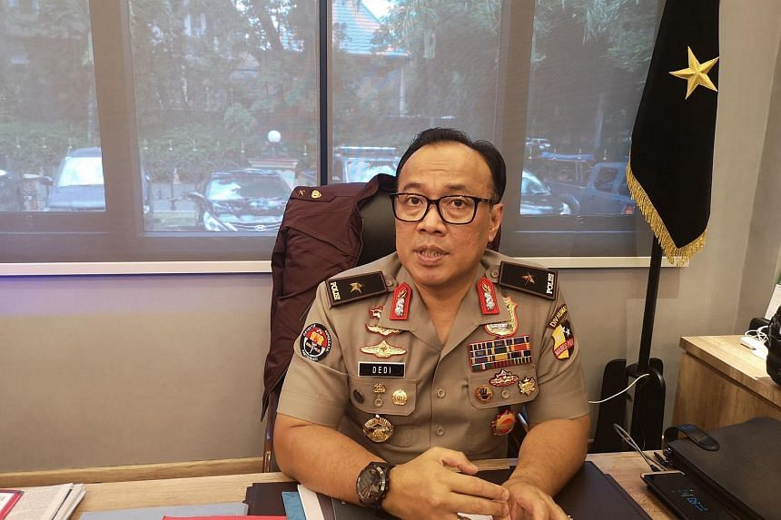 National police spokesman Brigadier General Dedi Prasetyo told The Straits Times on Monday (March 4) that surveillance is being stepped up at the sea border with the Philippines.