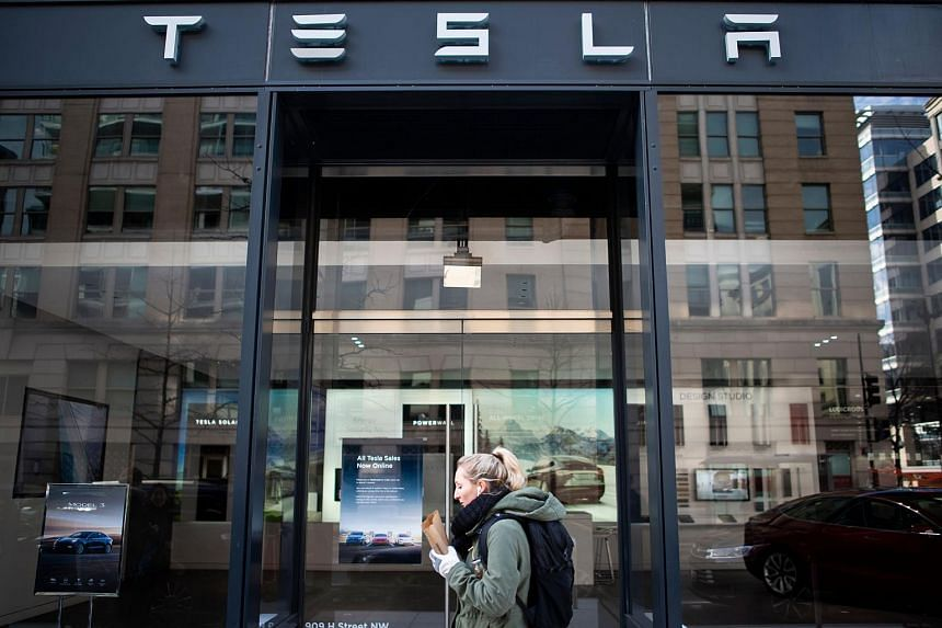 Tesla will make its Model 3 sedans at the factory, which it plans to have operational by the end of the year.