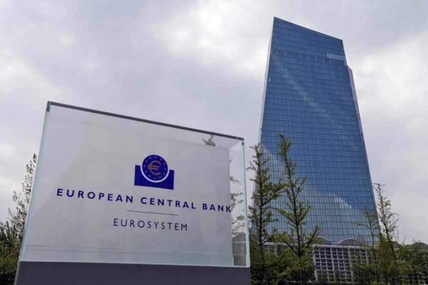 The ECB cut its forecast for this year by the most since the advent of its quantitative-easing programme four years ago, predicting economic expansion of 1.1 per cent from 1.7 per cent forecast in December.
