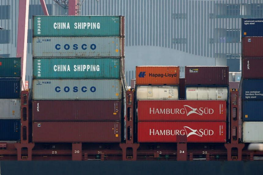 China's February exports fell 20.7 per cent from a year earlier, the largest decline since February 2016, customs data showed on March 8, 2019.