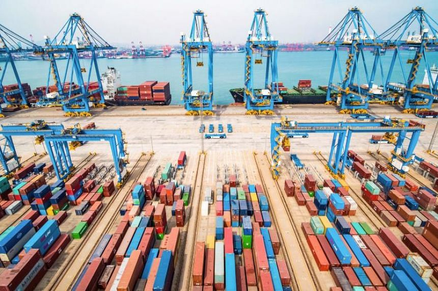 In the worst-case scenario of all exports from China to the US being halted as a result of the US imposing 25 per cent tariffs on all Chinese goods, 2.5 percentage points will be shaved from growth.