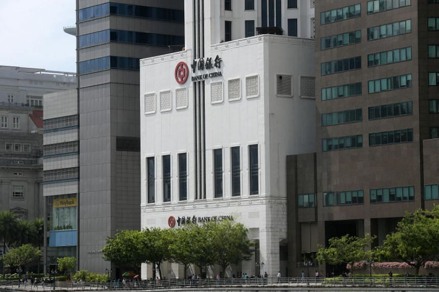 The Bank of China said it would freeze accounts and disallow transactions if recipients did not update their particulars by March 16, 2019.