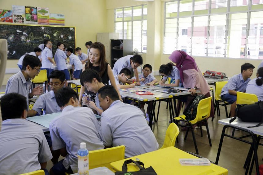 Under this revamped system, Primary School pupils will be graded using wider scoring bands ranging from Achievement Level (AL) 1 to AL8, with AL1 being the best.
