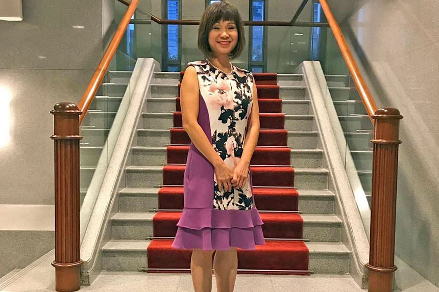 Senior Minister of State for the Environment and Water Resources Amy Khor (above).