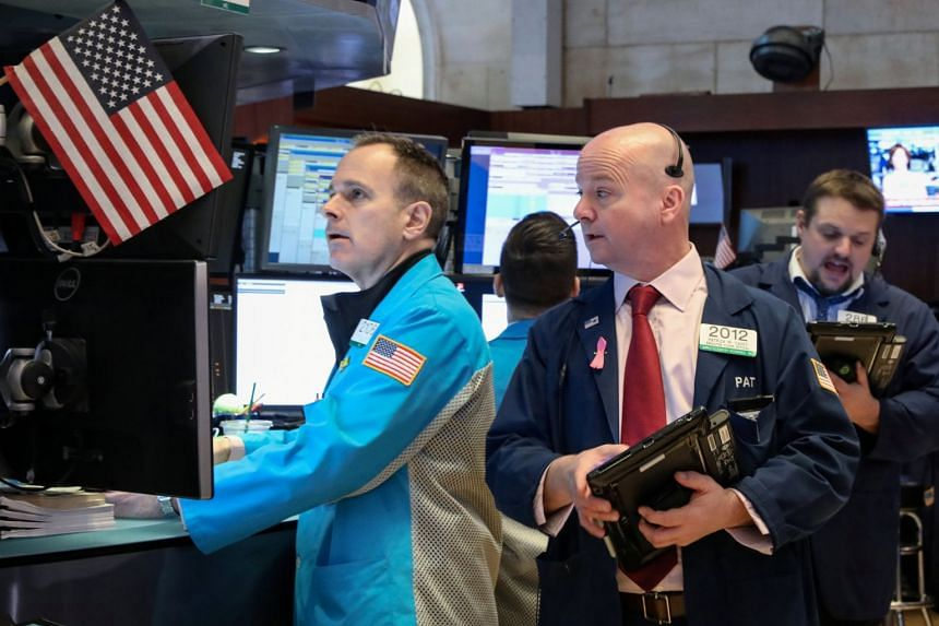 Markets Right Now: Weak hiring number weighs on stocks