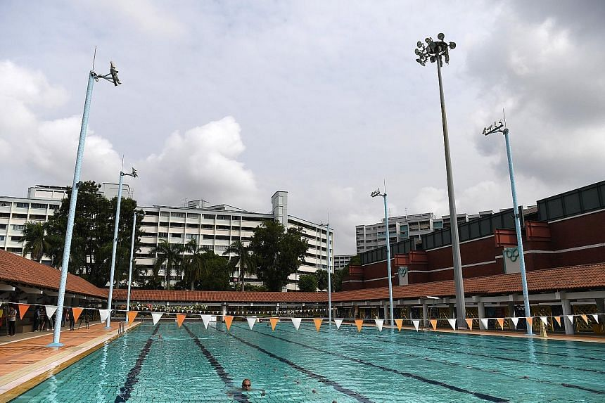 The computer vision drowning detection system, or CVDDS, which was on trial at Hougang Swimming Complex last August, helped save the life of a 64-year-old man who fell unconscious while in its competition pool. The system sounded an alert, and the li