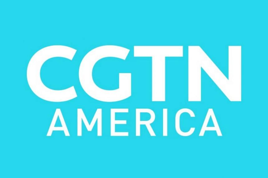 CGTN America is part of the international arm of China Central Television, Beijing's main domestic propaganda organ.