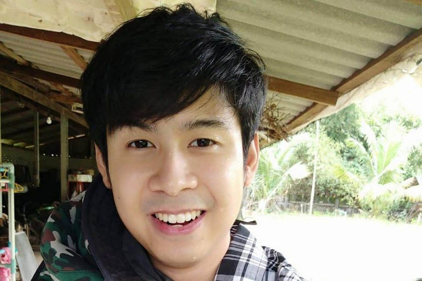 More than 10,000 men applied and one of social media's favourite suitors was 28-year-old Premyosapon Khongsai.
