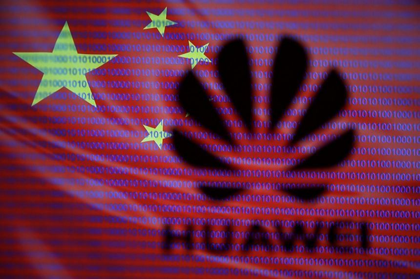 """China's Foreign Minister Wang Yi was unequivocal in his support for Huawei, describing recent actions taken against it as """"deliberate political suppression""""."""