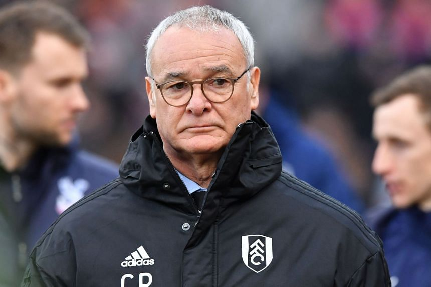 Ranieri (above) is returning to his hometown club which he coached from September 2009 to February 2011.