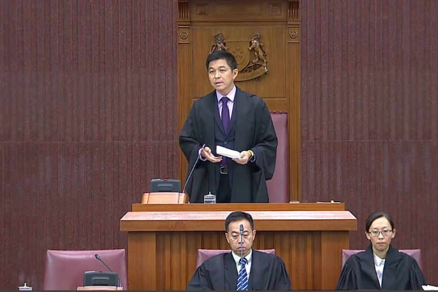 Speaker of the House Tan Chuan-Jin was making a larger point about how Singapore, unlike many other countries, plans for the long term when it allocates resources.
