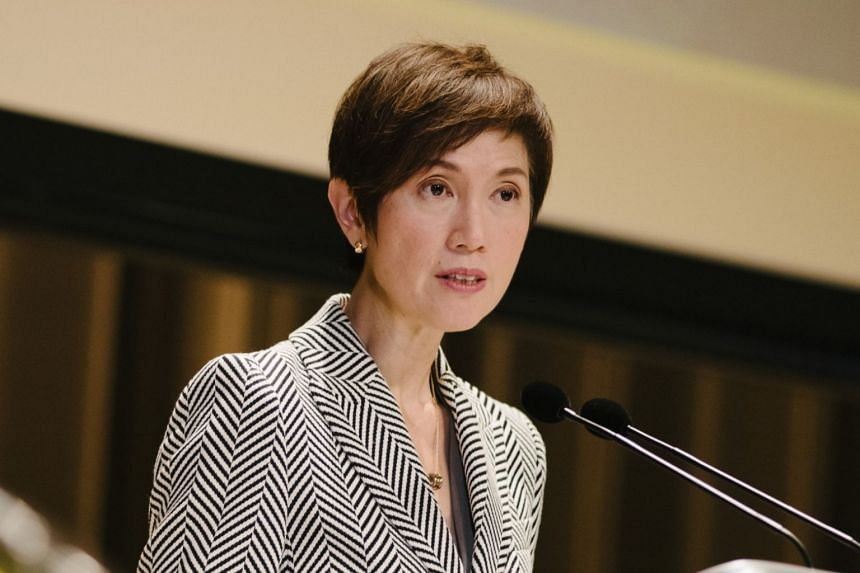 """Manpower Minister Josephine Teo said that openness, multiculturalism and a belief in self-determination have defined the nation's journey """"from Singapore to Singaporeans""""."""