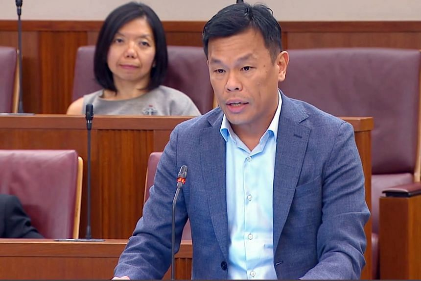 NOMINATED MP TERENCE HO