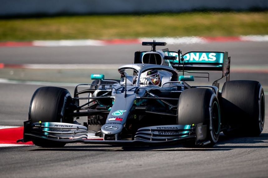 Hamilton to face fierce battle from Ferrari in 2019 F1 World Championship