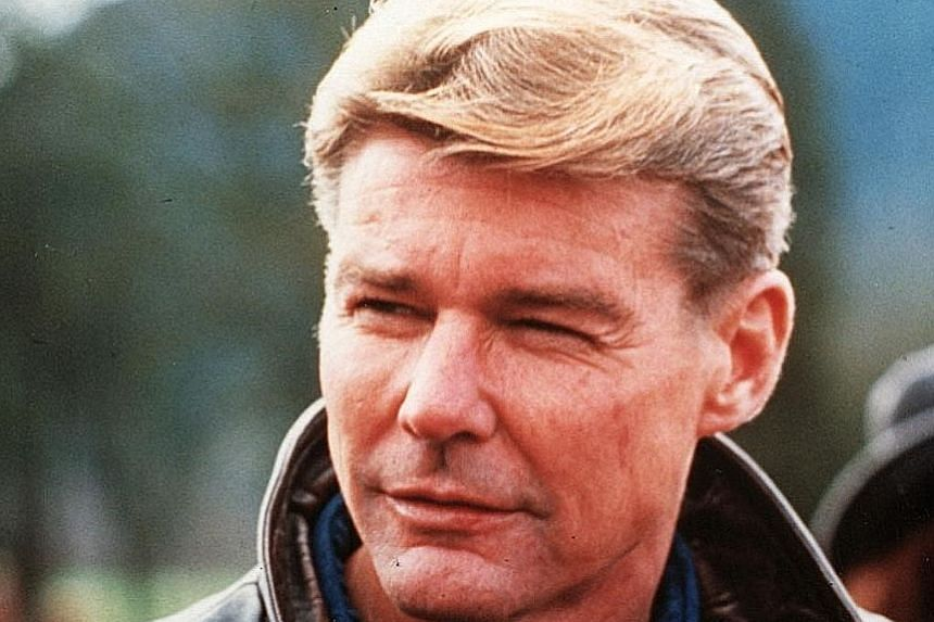 Jan-Michael Vincent's career floundered after Airwolf, in part because of problems with drugs and alcohol.