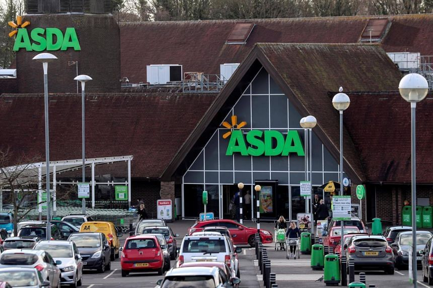 British supermarket chain Asda's move comes following a wave of fatal stabbings in recent weeks, many involving teenagers.