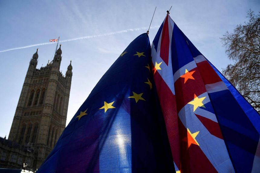 Crunch votes in British Parliament on Brexit: The key dates