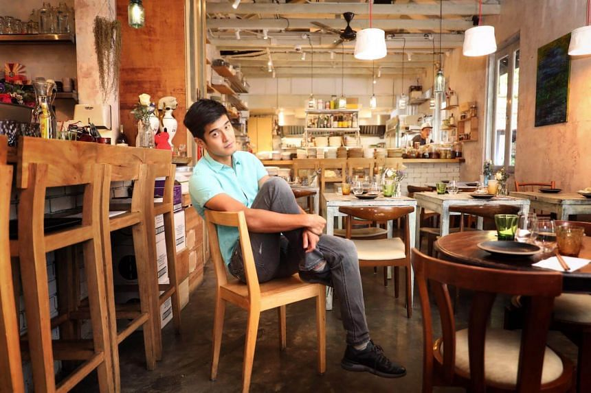 Nathan Hartono has loved singing since he was a child and he knows that music will always be a part of his life, even if he may not be doing it at the level he is currently at.