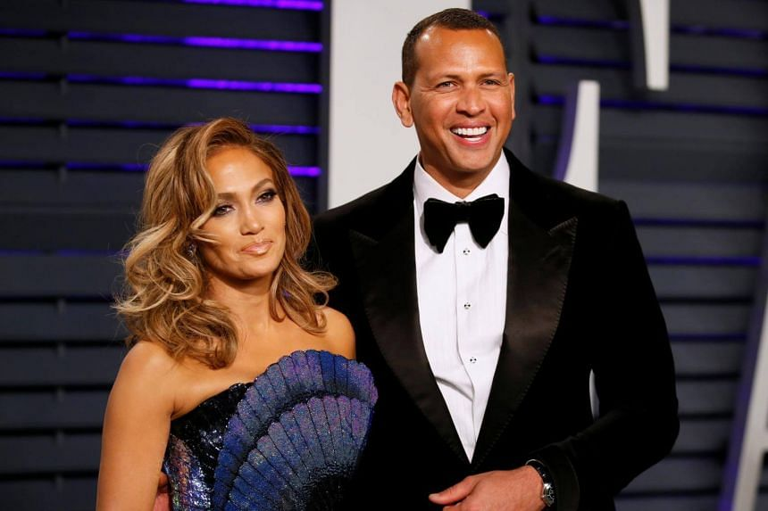 Singer Jennifer Lopez and retired baseball great Alex Rodriguez confirmed on Instagram late on Saturday (March 9) that they are engaged.