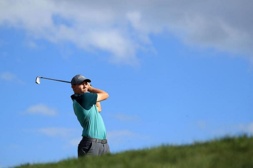 Matthew Fitzpatrick stood on nine-under 207 for 54 holes at Bay Hill in Orlando, Florida.