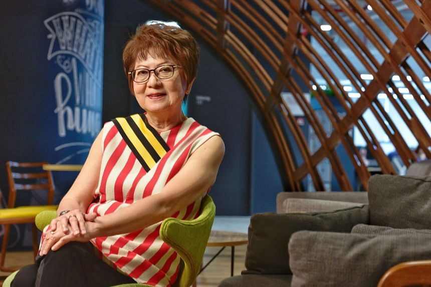 Ms Ellen Aw Yeong learnt the basics of financial and budget planning when she joined Prudential. She now saves at least two-thirds of her monthly earnings and most of it will go into investments.