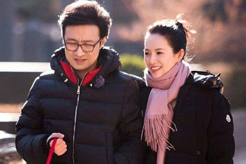 Actress Zhang Ziyi married Chinese rock singer Wang Feng, a divorcee with children, in 2015. They have a three-year-old daughter, who is known by her nickname Xingxing. Wang is divorced twice. This is Zhang's first marriage.
