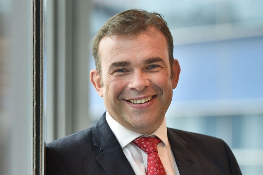 Mr Colin Graham, chief investment officer of multi-asset solutions at Eastspring Investments, says his firm's competitive advantage lies in an investment and distribution footprint across Asia, and it can manufacture equity and fixed-income products acros
