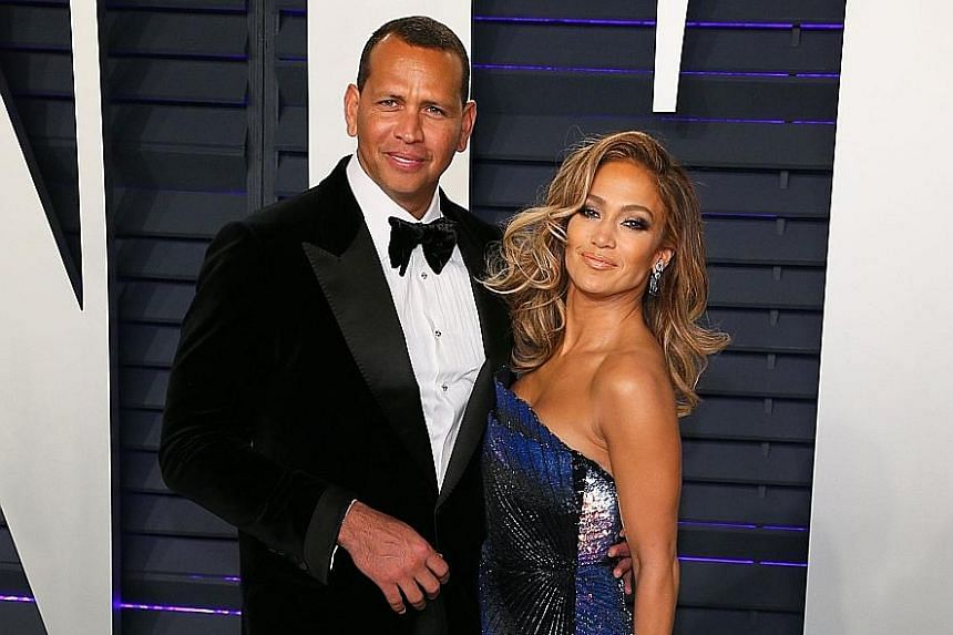 After dating for about two years, singer Jennifer Lopez and retired baseball player Alex Rodriguez announced their engagement over the weekend.