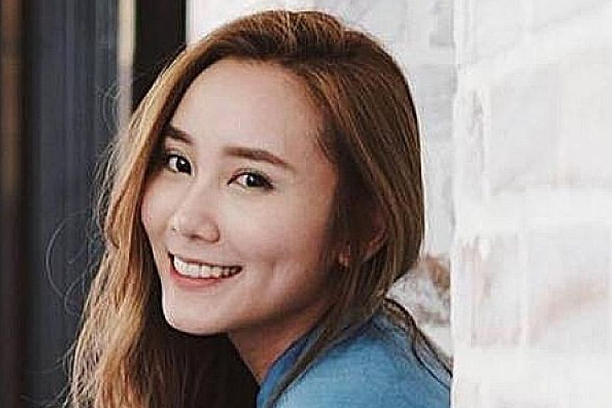 Ms Emily Kong, 29, died after her car rammed into a tree in Kuala Lumpur around 3.20am on Saturday.