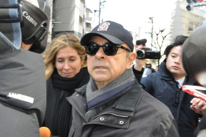 The court is expected to decide whether it will give ousted Nissan boss Carlos Ghosn permission as early as Monday (March 11).